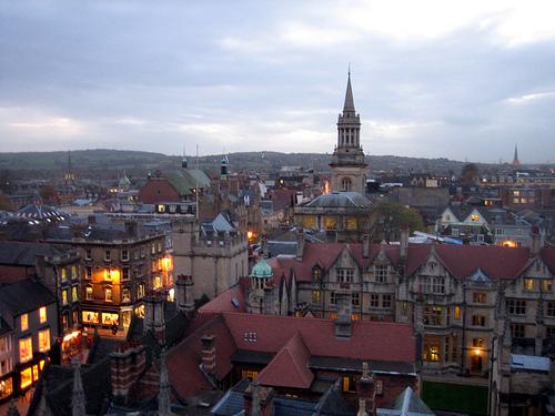 Две недели в Оксфорде