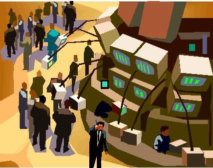 Английский язык для бизнеса. Фондовая биржа - тексты,словарь,видео